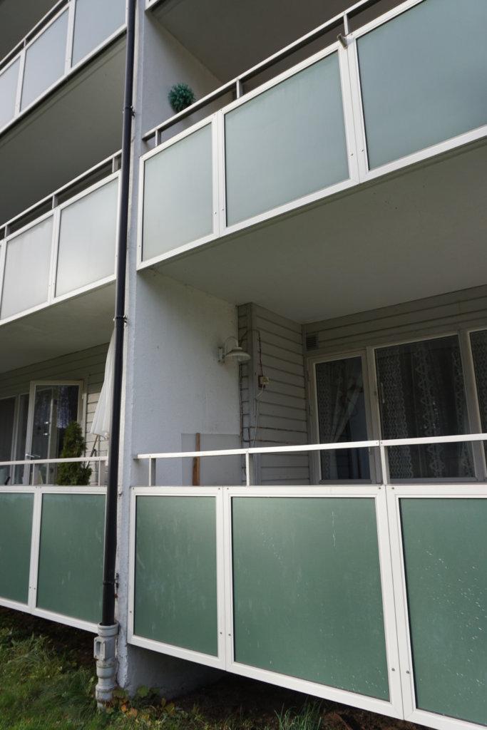Bokfinkvegen Kongsvinger balkonger